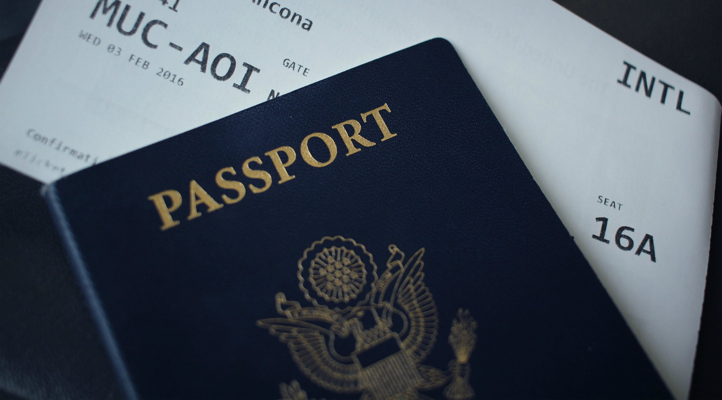Copy of US Embassy Registration