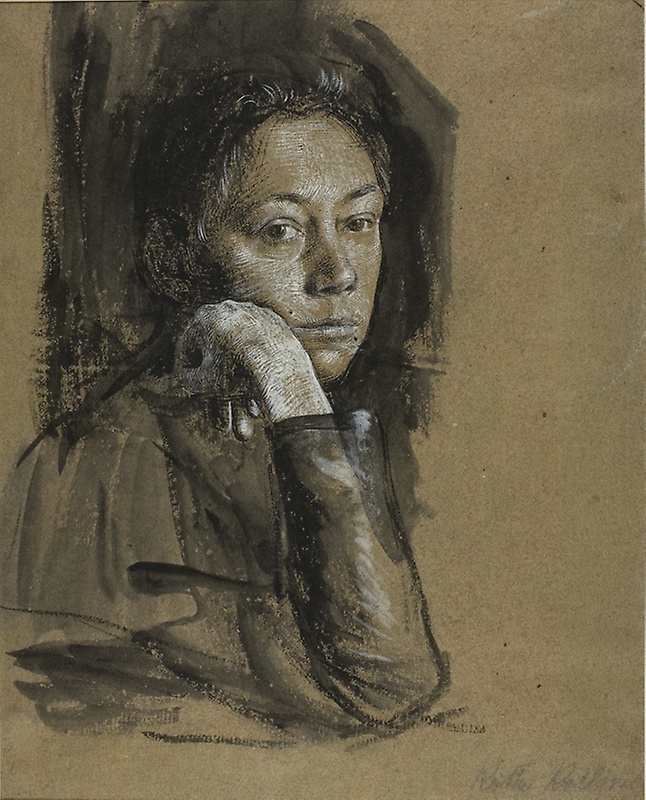 Self-Portrait, c. 1891/92