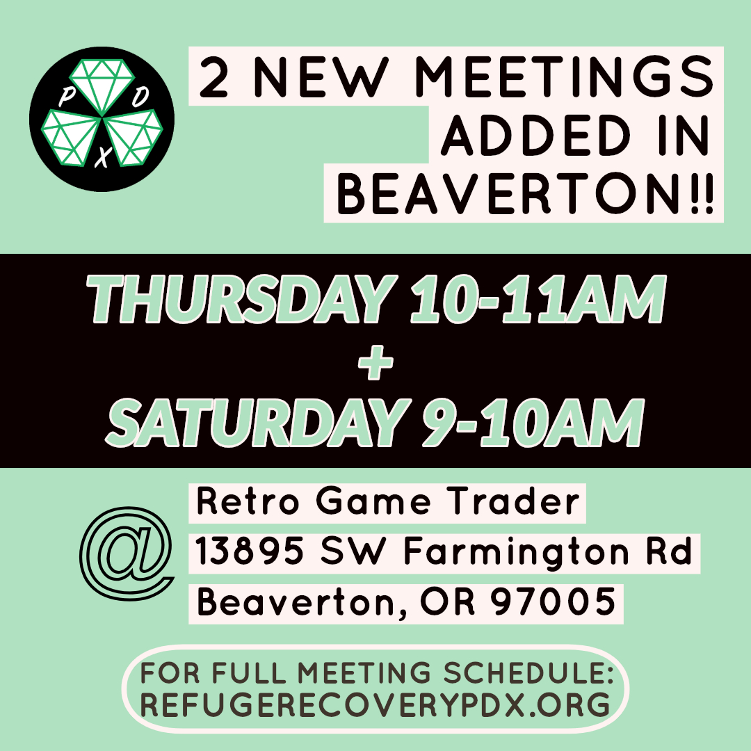 Beaverton Meetings