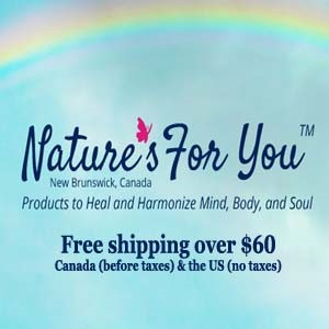Nature's For You Herbs, Crystals, Smudging Supplies
