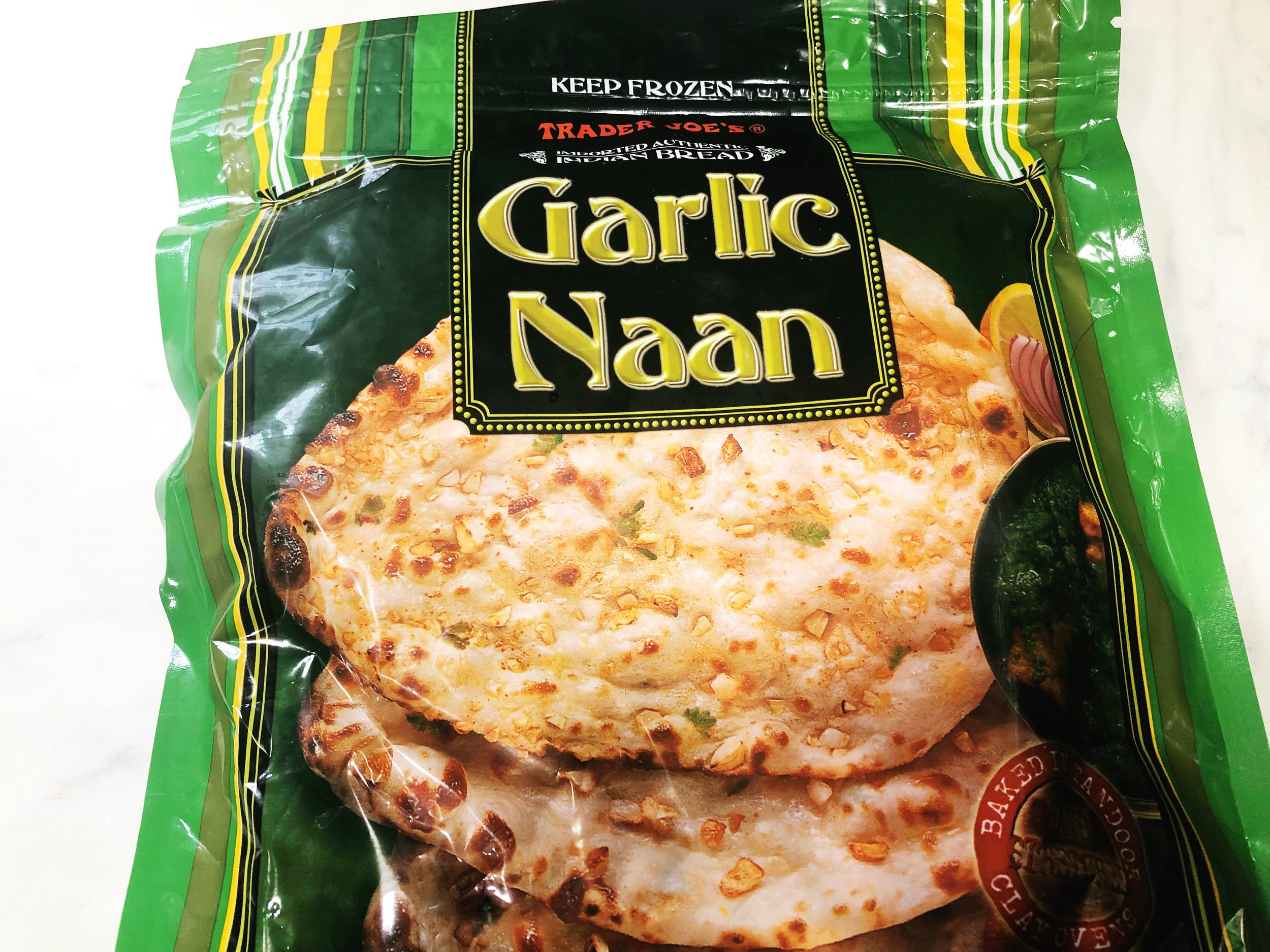 Prepare to become obsessed with this versatile and light naan.