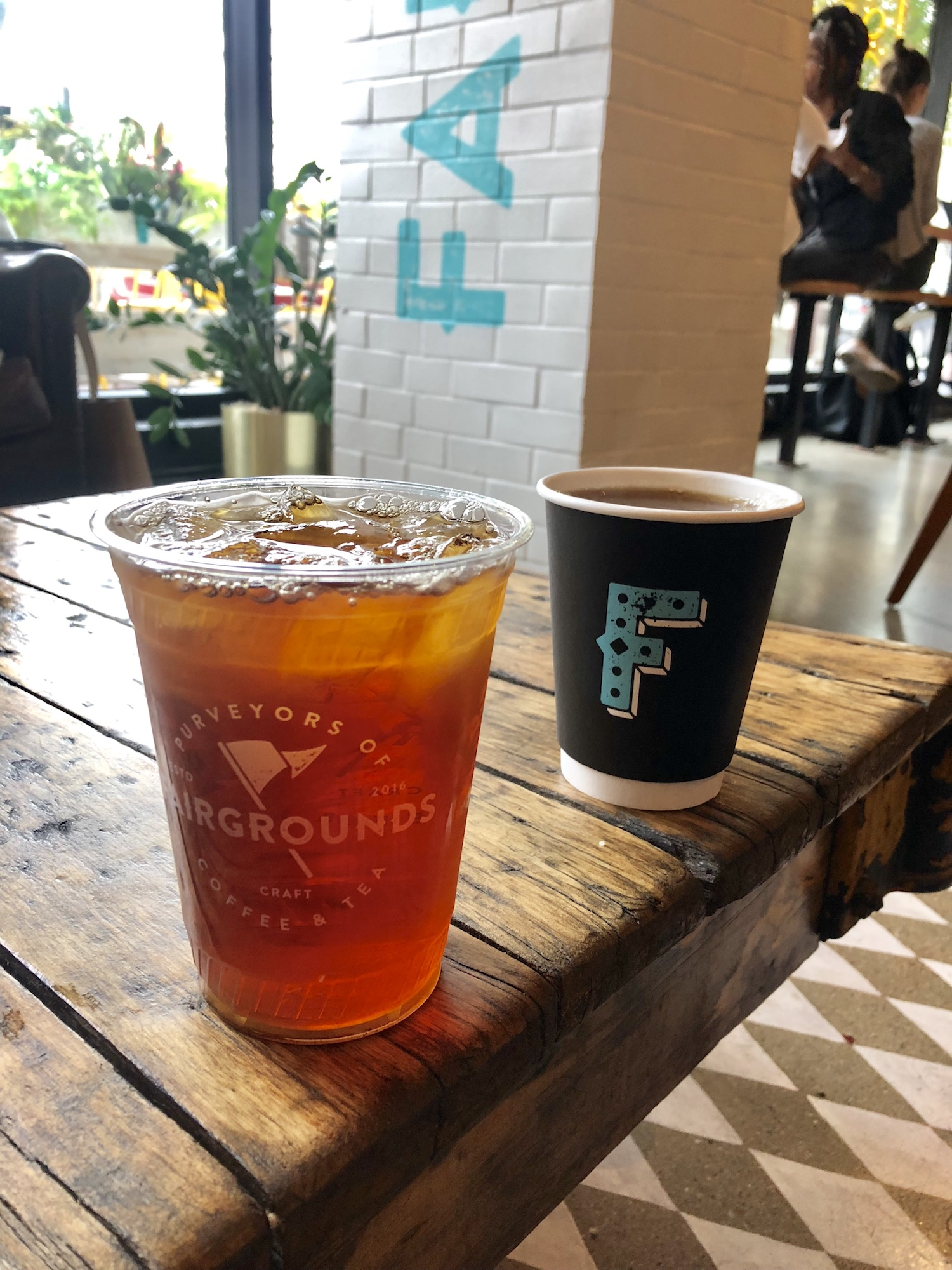 Tasty teas via Fairgrounds Coffee & Tea