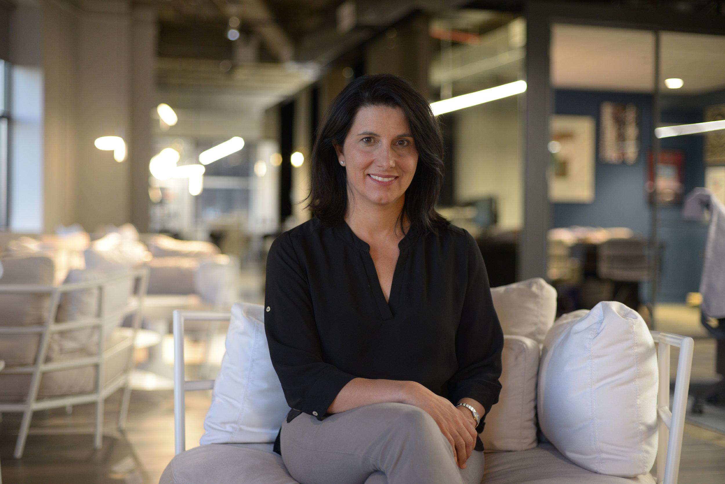 Beth Ferreira, FirstMark Capital