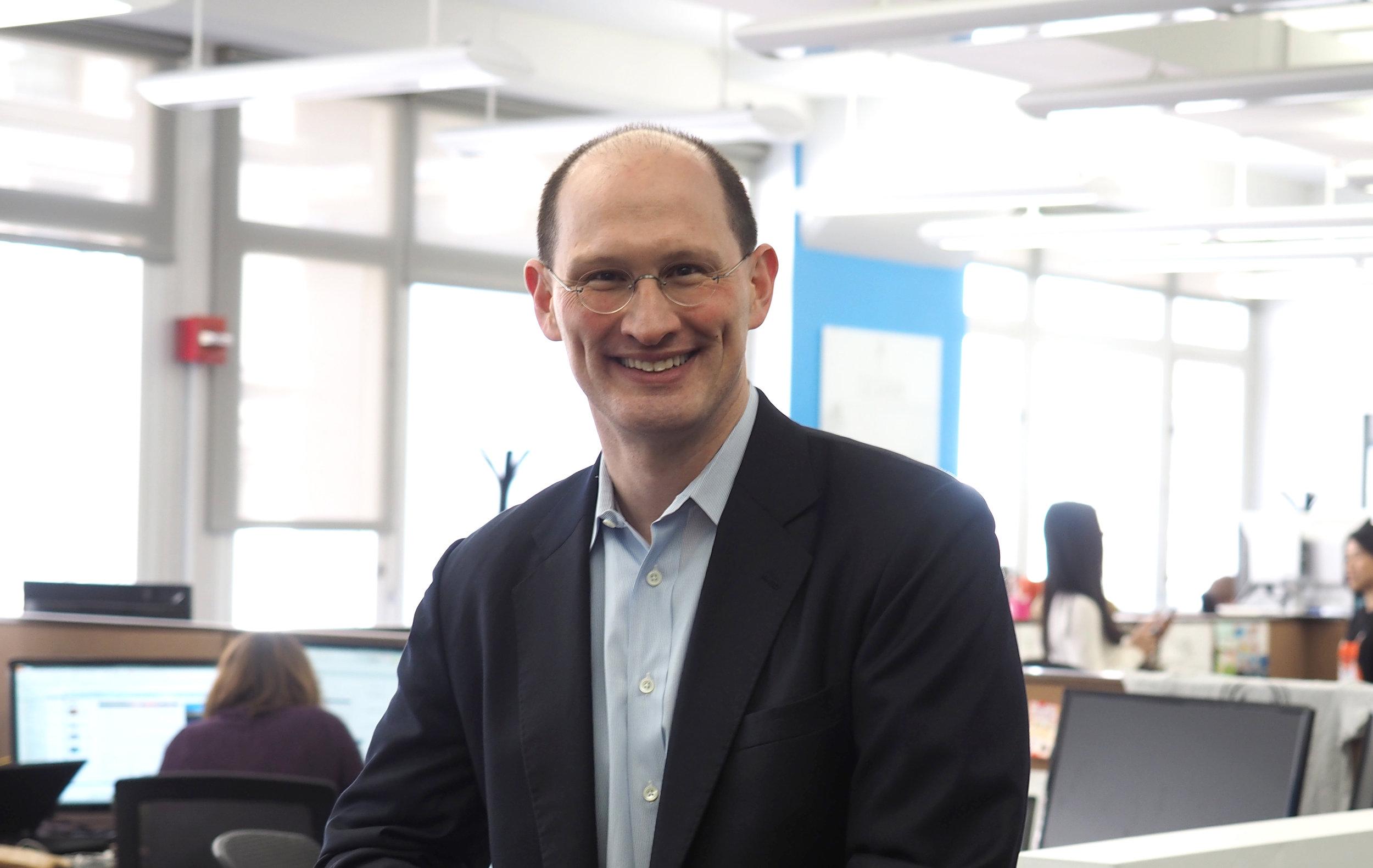 Michael Gordon, MongoDB