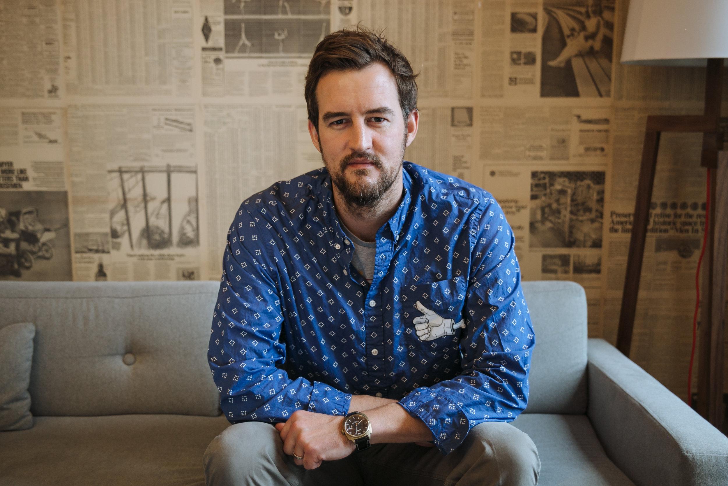 Miguel McKelvey, WeWork