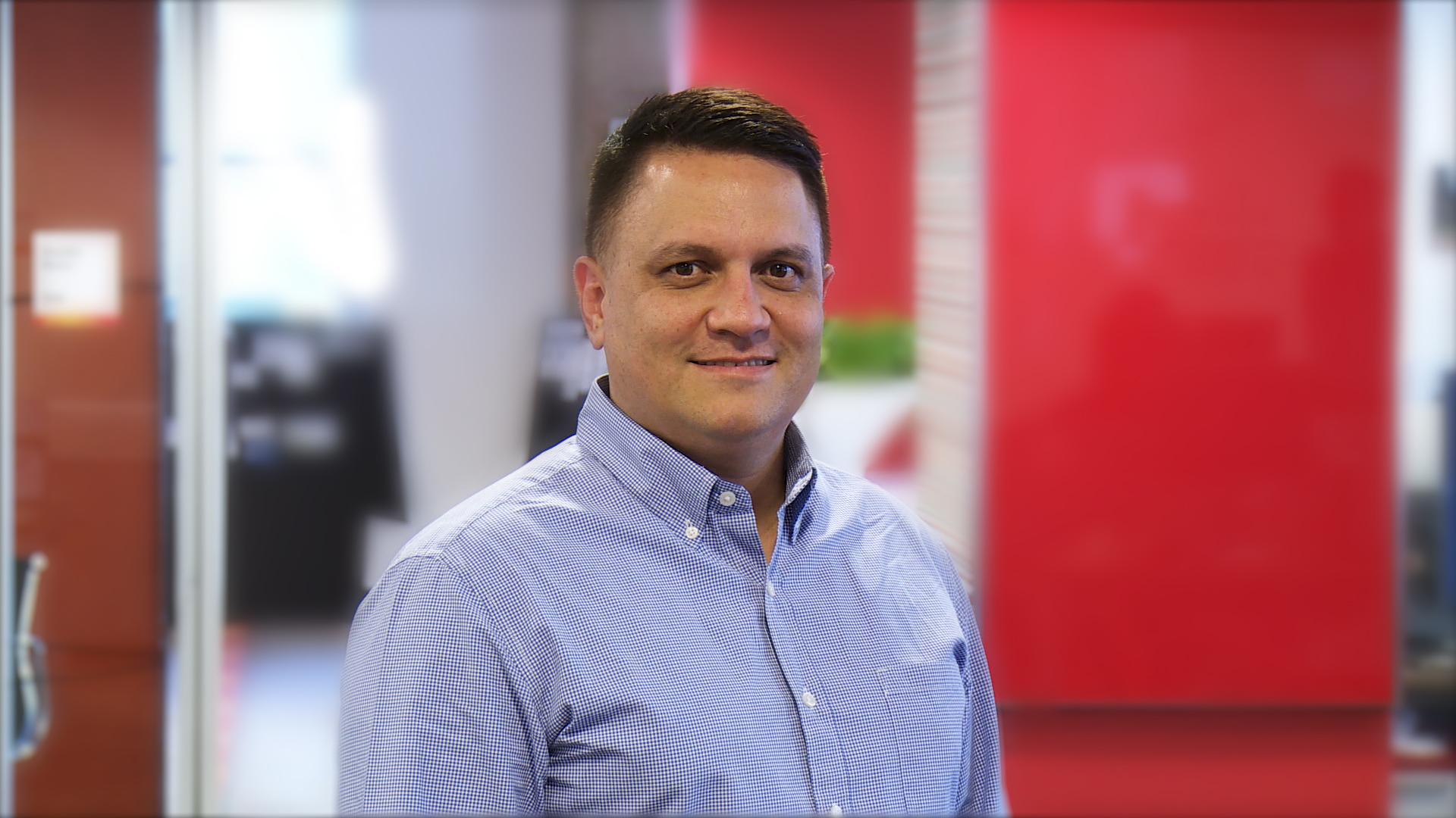 Miguel Gamiño Jr., Mastercard