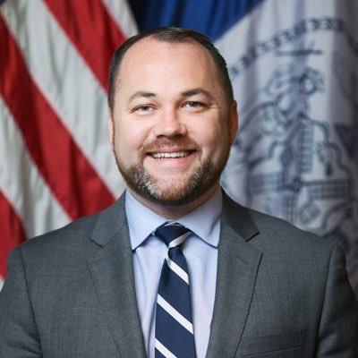 NYC Council Speaker Corey Johnson