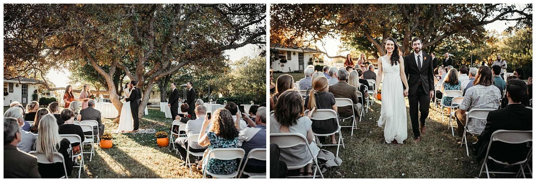Wedding Ceremony in Edmond, OK. Oklahoma Wedding Photographer Kara Cheek Photography.