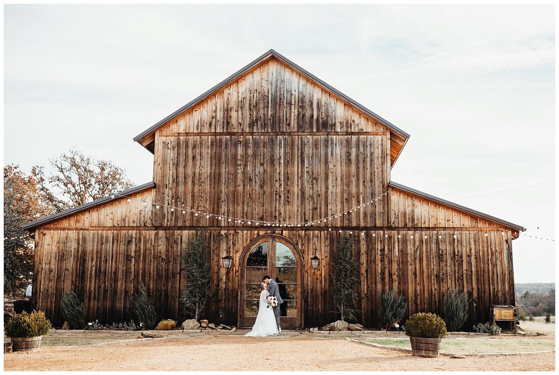 Wedding in Photos at the Barn at Rosemary Ridge Photos Stillwater, Oklahoma