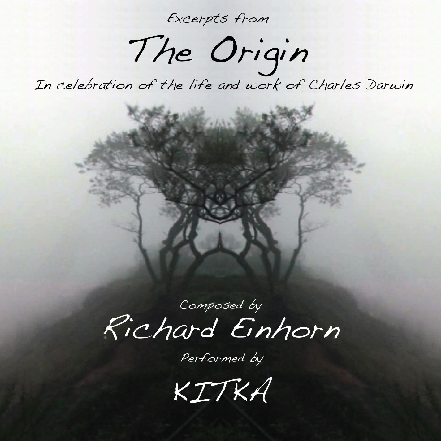THE ORIGIN - (CD featuring KKITKA)