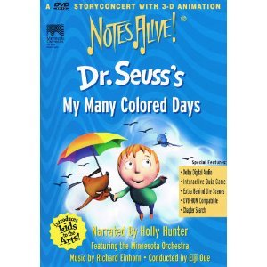 My Many Colored Days - Music composed by Richard Einhorn
