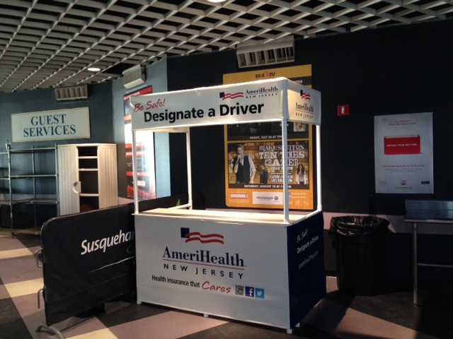 Designated Driver Booth