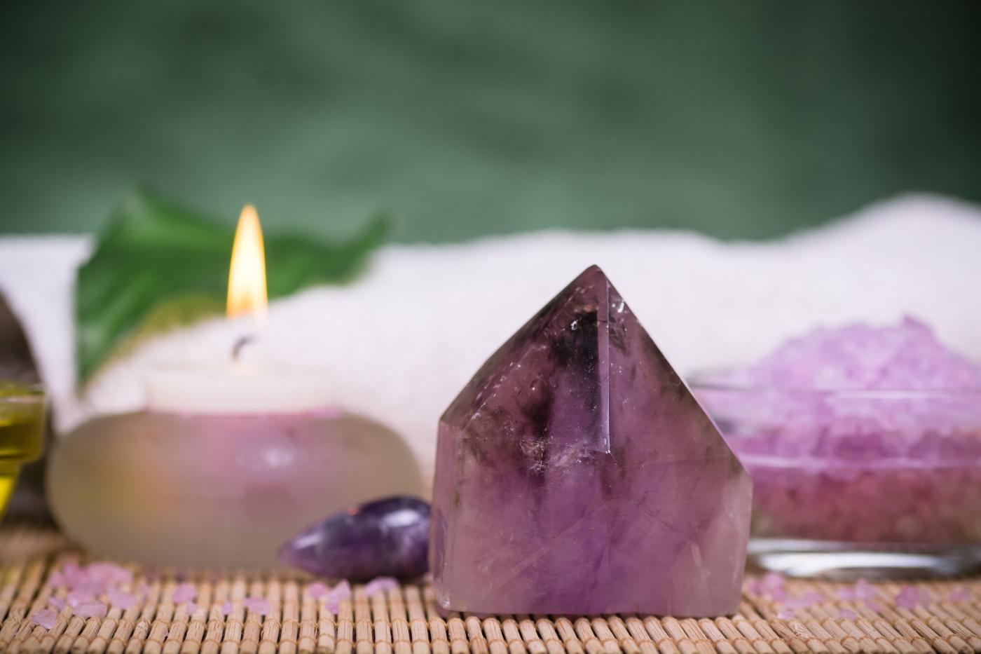 crystal healing loughborough, leicester