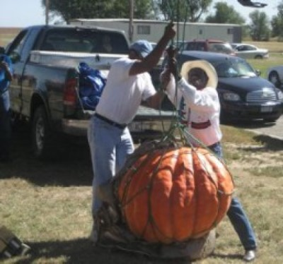 Delivering the Great Pumpkin