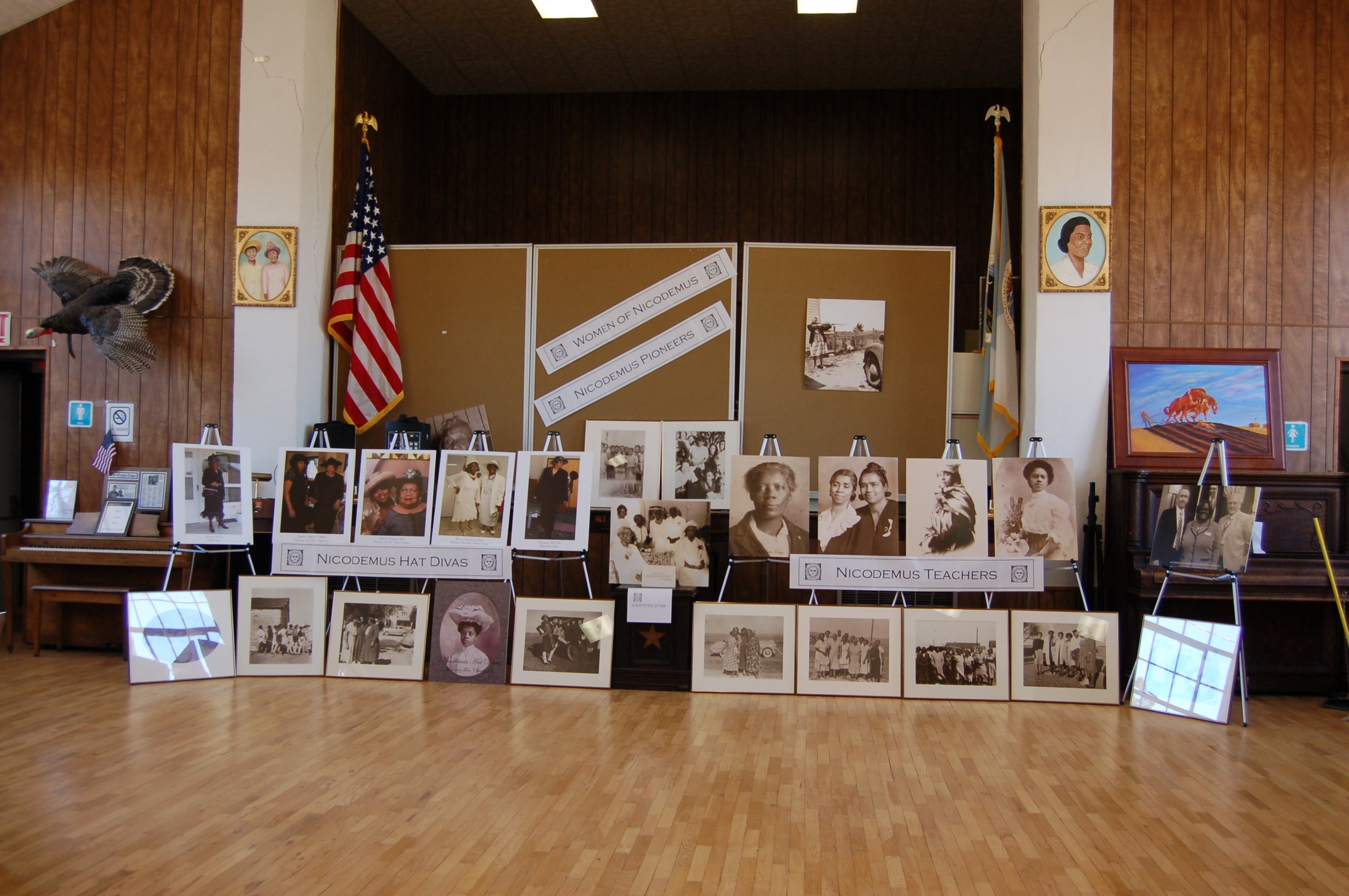 2012 Women's Exhibit