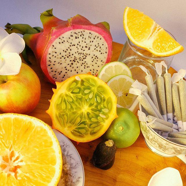 feelin fruity