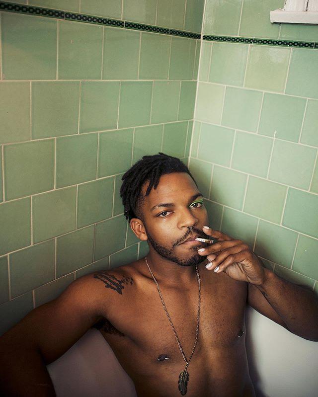 bath time 😈