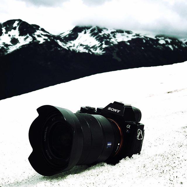 No calor ou no frio, sempre com a gente! ❄️ 🎥 #sony #sonya7s #filmmaker #lookslikefilm #film #neverstopexploring
