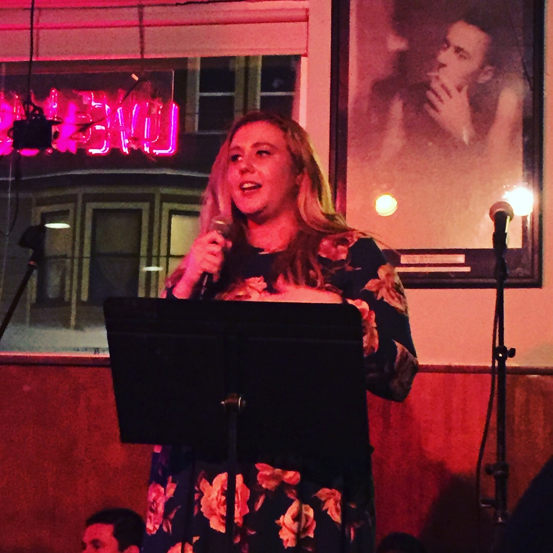 Last night... - ...I told a story on stage (which crosses off an item on my 101 in 1,001). You can watch it here. I told my story that I've posted on the blog before, How I Embraced Fear.I was the most nervous I've ever been. For the first half of the eight minute story, the left half of my body was shaking. I don't think it was noticed by the audience. For the second half, my mouth went dry and made talking very difficult.The audience was great. They laughed at all my jokes. I could be biased but I think I got the loudest laugh break of the night and the longest applause at the end.SO many people came up to me after the show to tell me how much they loved my story, how much it meant to them, and they were inspired. I ALMOST felt like a celeb. ALMOST.It was the best night of my life. I can't wait to do it agin.