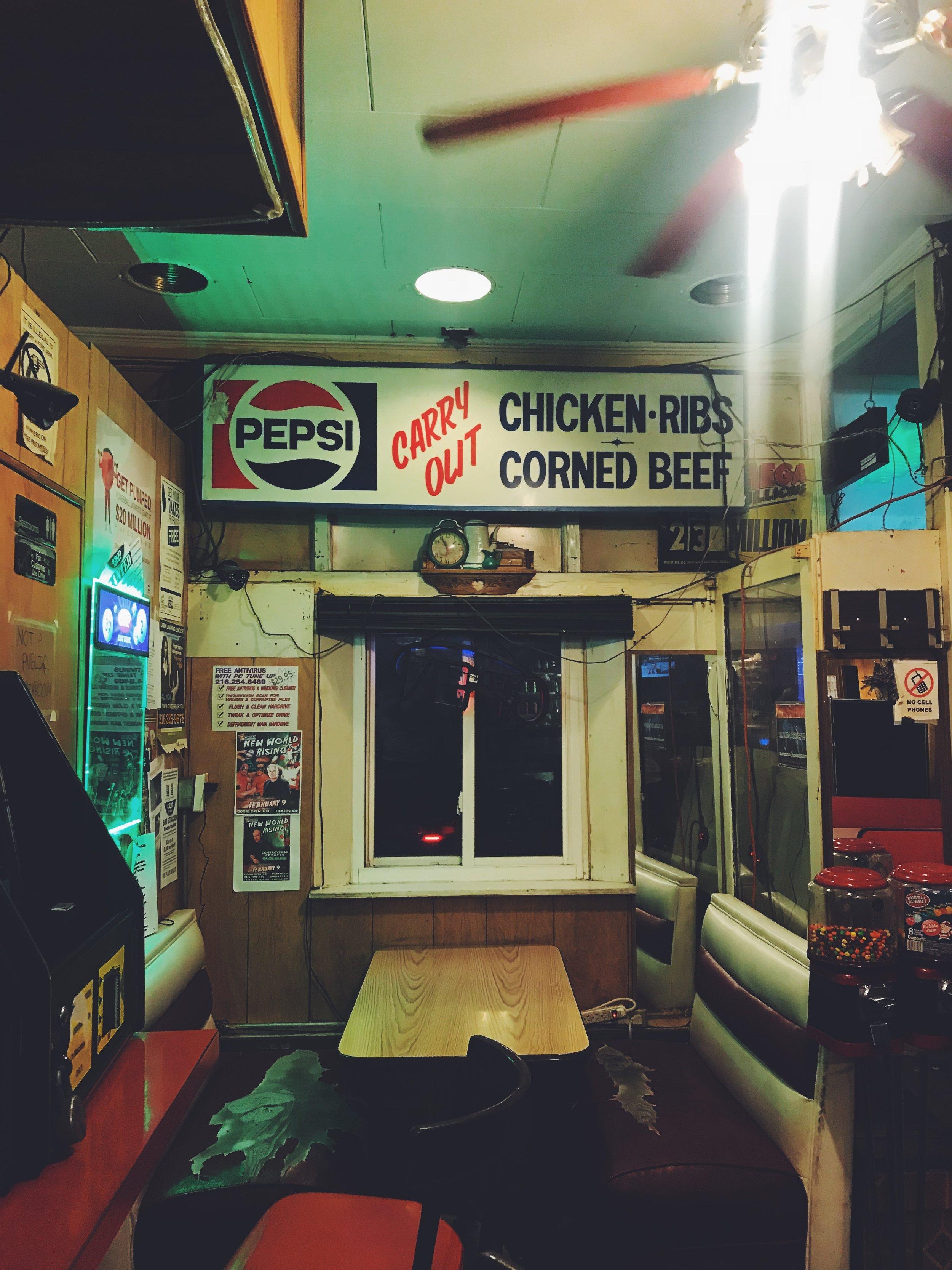 Diana Baker's Diner, Cleveland, OH