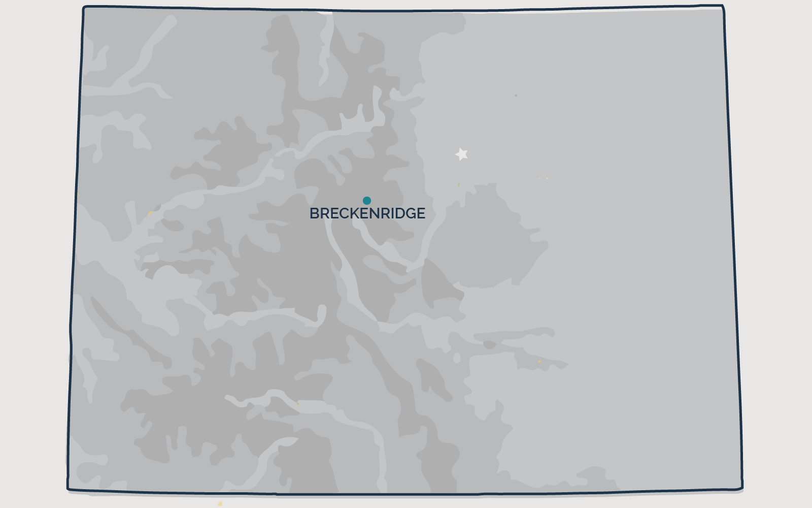 Breckenridge, Colorado - Your health and satisfaction are important to us. We are located in Littleton, Colorado and are pleased to provide our professional, honest, and affordable radon testing and mitigation services to happy and satisfied customers all along the front range of our beautiful State of Colorado.