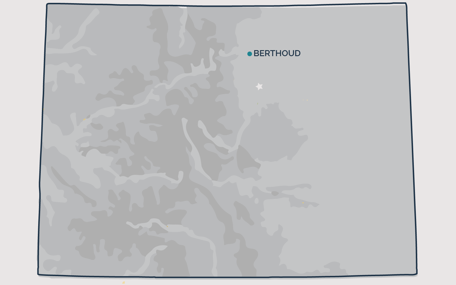 Berthoud, Colorado - Your health and satisfaction are important to us. We are located in Littleton, Colorado and are pleased to provide our professional, honest, and affordable radon testing and mitigation services to happy and satisfied customers all along the front range of our beautiful State of Colorado.