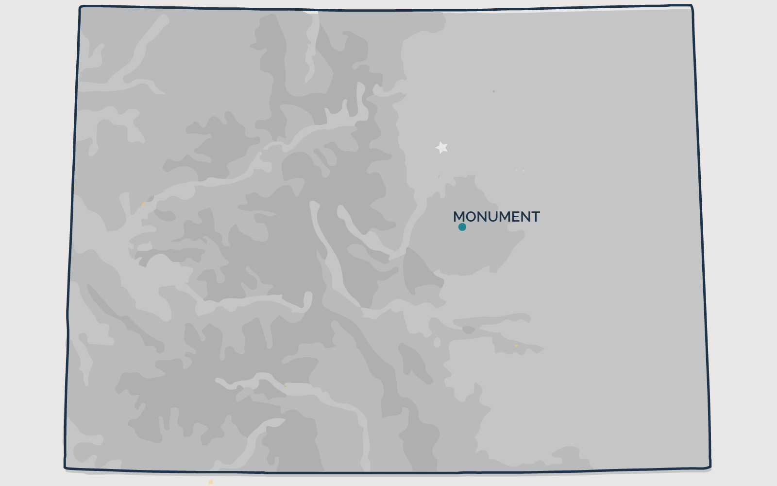 MONUMENT, Colorado - Your health and satisfaction are important to us. We are located in Littleton, Colorado and are pleased to provide our professional, honest, and affordable radon testing and mitigation services to happy and satisfied customers all along the front range of our beautiful State of Colorado.