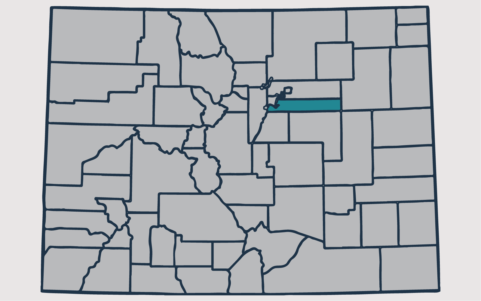 ARAPAHOE COUNTY, Colorado - Your health and satisfaction are important to us. We are located in Littleton, Colorado and are pleased to provide our professional, honest, and affordable radon testing and mitigation services to happy and satisfied customers all along the front range of our beautiful State of Colorado.