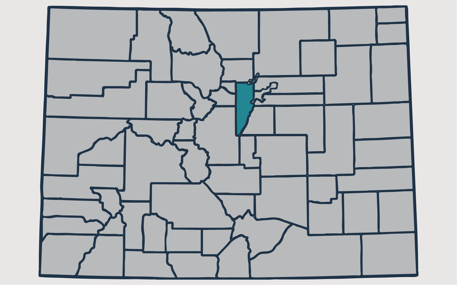 JEFFERSON COUNTY, Colorado - Your health and satisfaction are important to us. We are located in Littleton, Colorado and are pleased to provide our professional, honest, and affordable radon testing and mitigation services to happy and satisfied customers all along the front range of our beautiful State of Colorado.