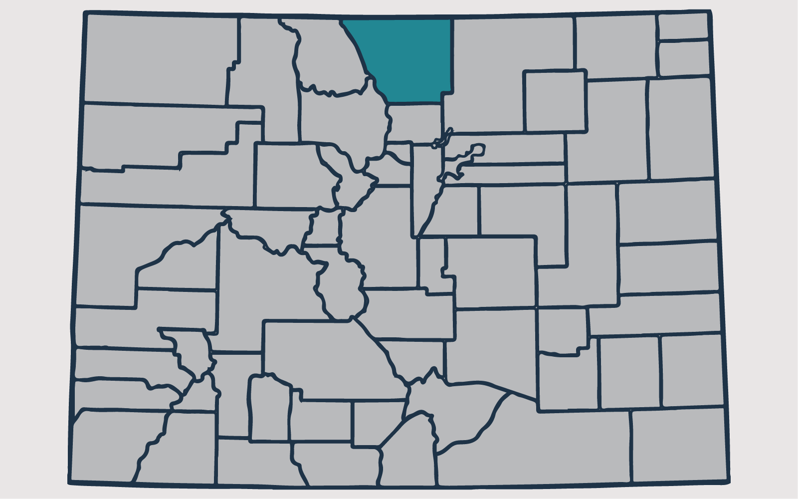 LARIMER COUNTY, Colorado - Your health and satisfaction are important to us. We are located in Littleton, Colorado and are pleased to provide our professional, honest, and affordable radon testing and mitigation services to happy and satisfied customers all along the front range of our beautiful State of Colorado.