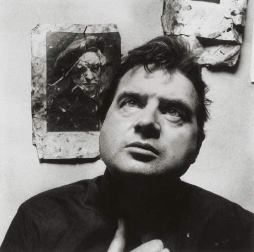 Artist Francis Bacon