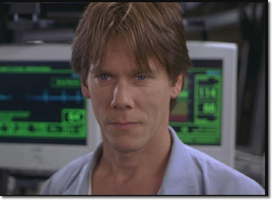 Actor Kevin Bacon