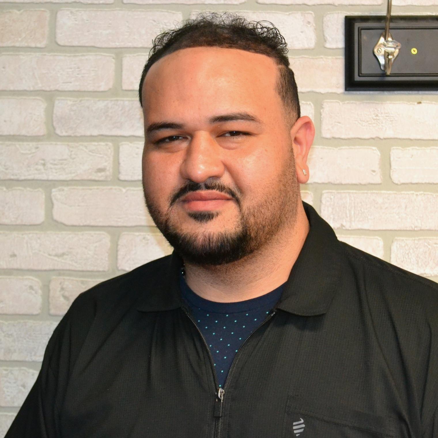 Ruben Martinez - Barber