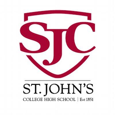 St. John's College High School Logo