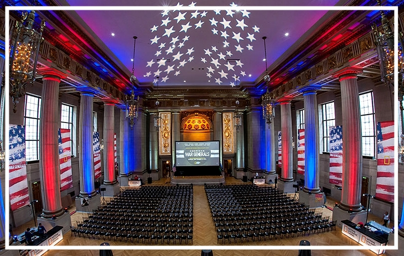 Screening of National Geographic's 'American War Generals' at The Mellon Auditorium