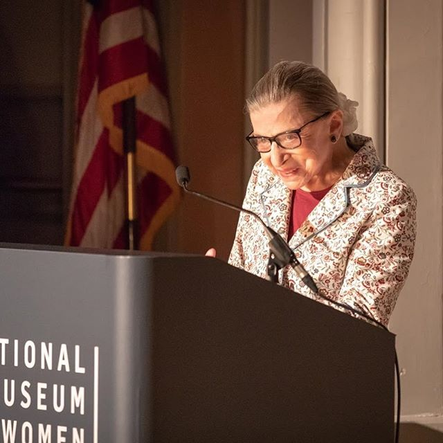 With all eyes on the Supreme Court this week, we're thinking back to our event with @washingtonperformingarts celebrating Justice Ginsburg's 85th birthday through song! Artists performed a special opera inspired by the life of #RBG. Afterwards, guests were treated to delicious food from @occasionscatering and music from a live harpist. #SCOTUS #DCevents #Washington #DC #happybirthday #eventplanner #eventproducer #igdc