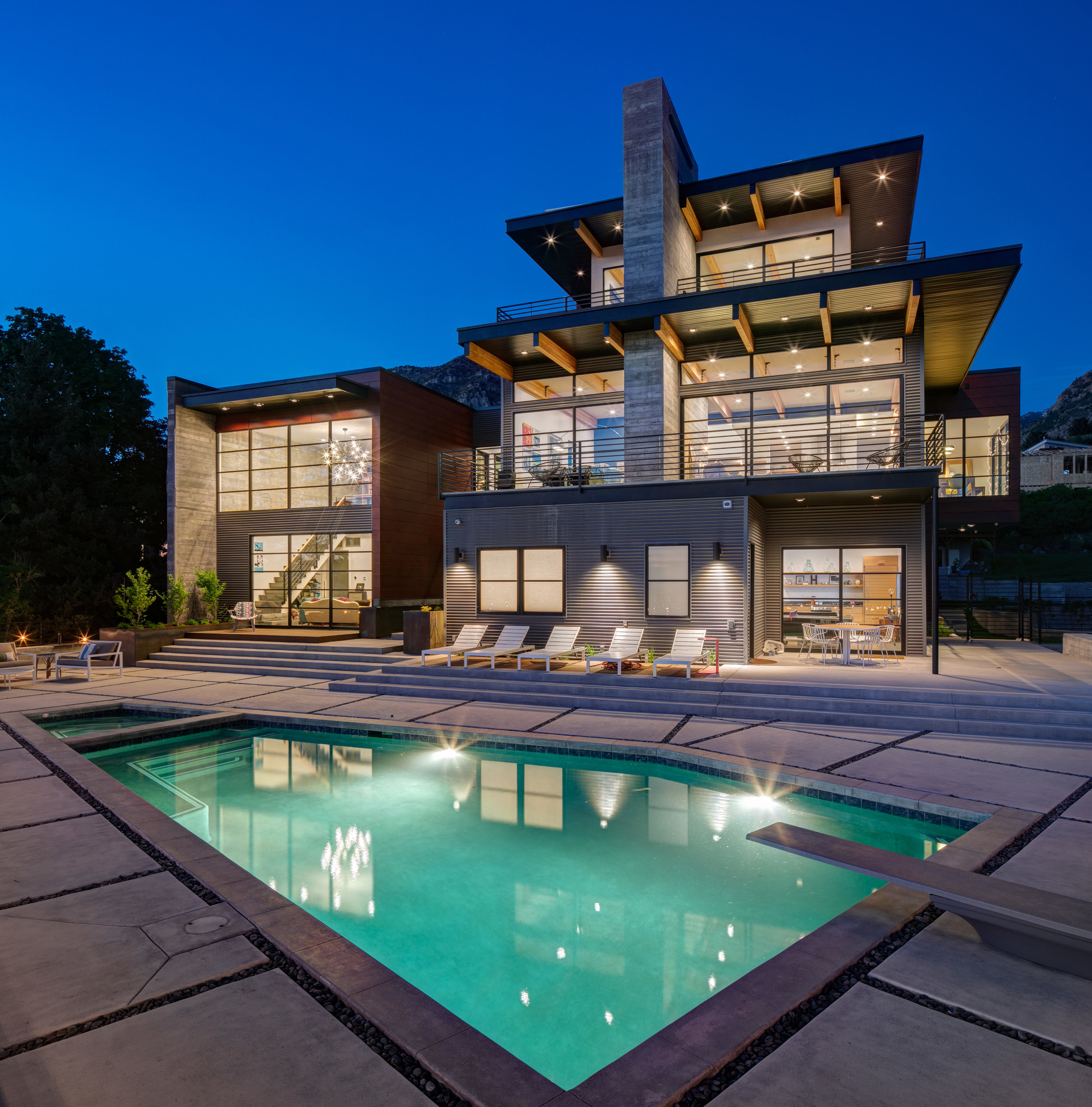 The Hart Residence