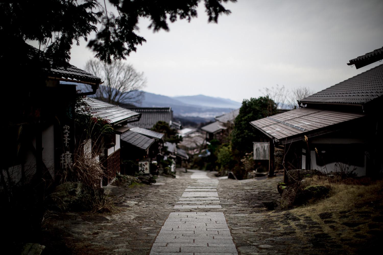 Kiso Valley- Tsumago and Magome