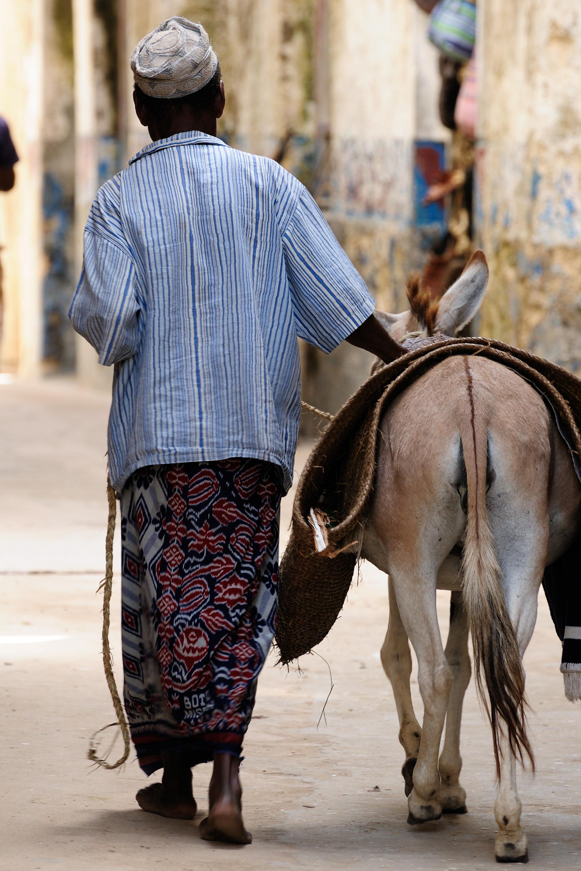 Resident of the Lamu archipelago
