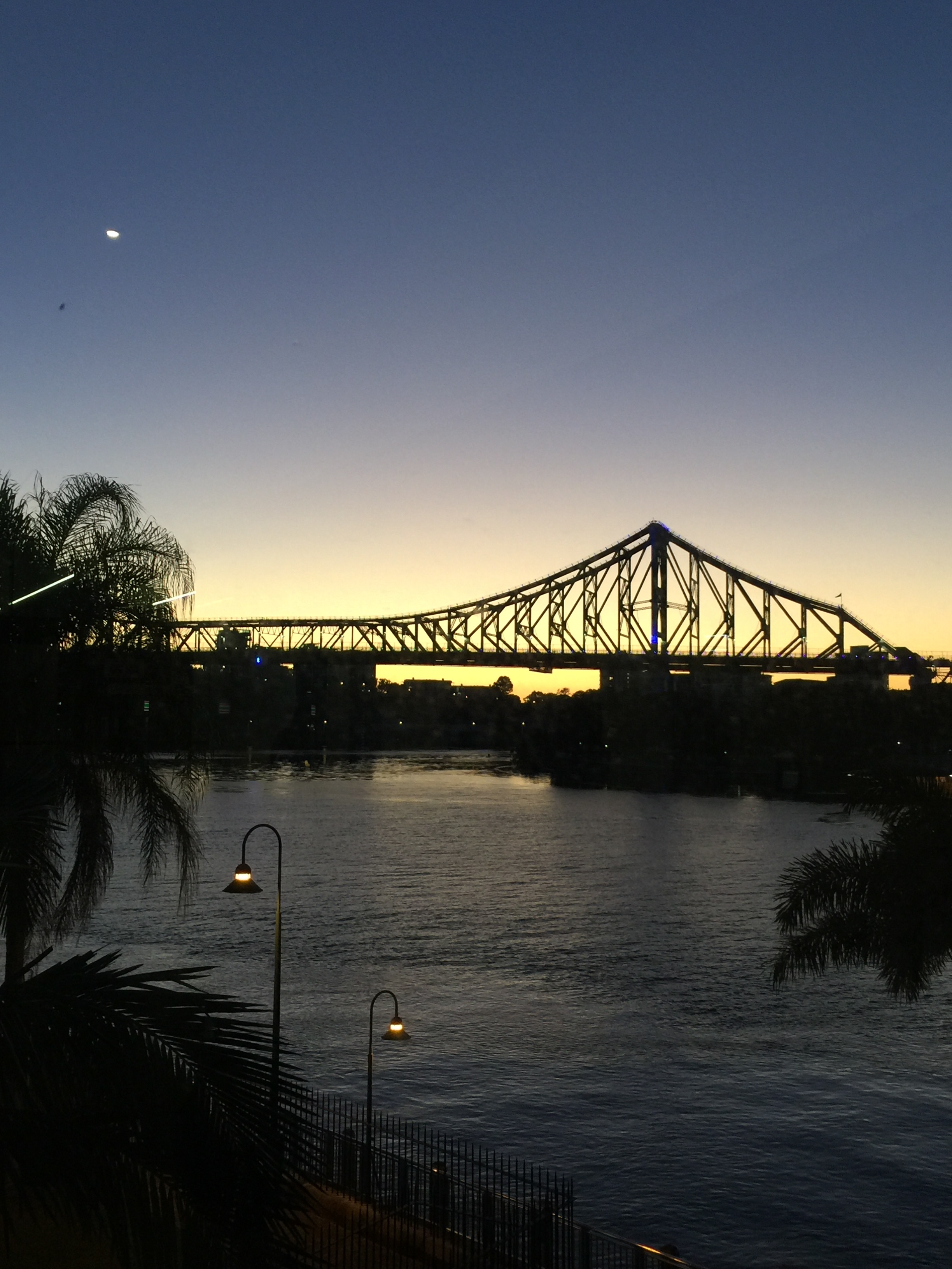 Brisbane city at one of our client's committee meetings - held monthly at 7.15am.