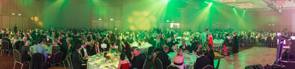Renovating Matthew Charity Ball - 550 attendees at the Brisbane Sofitel