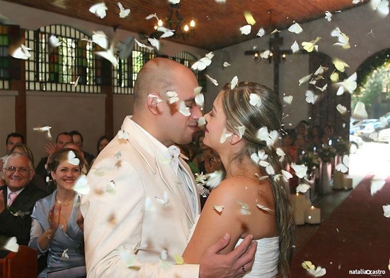 Butterfly Release Ceremony $ 75 - The butterfly symbolizes new beginnings and rebirths. What better way to celebrate the beginning of a new life together than with the releasing of butterflies at your wedding. Every release is unique and special just as every wedding and every moment of our life is unique and special.