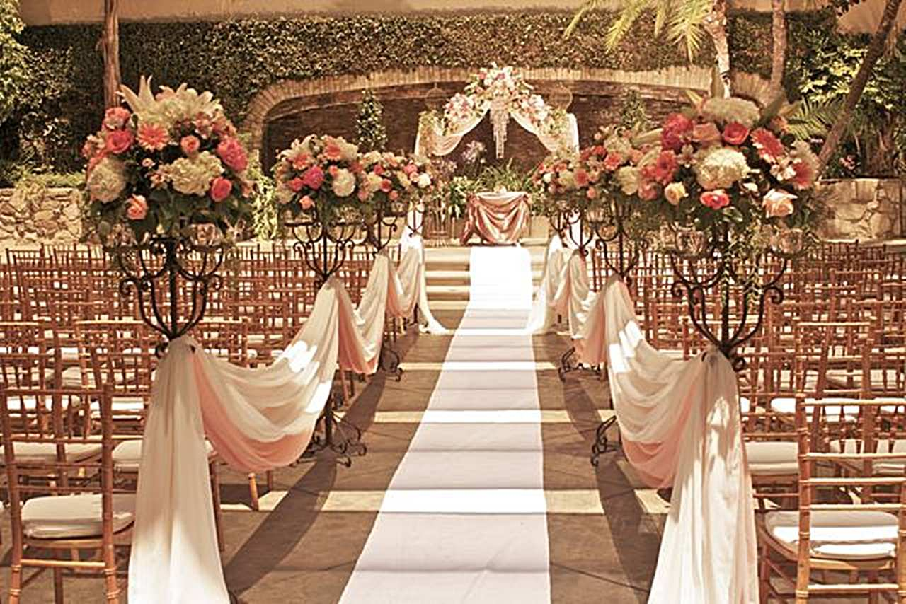 A beautiful wedding in miami