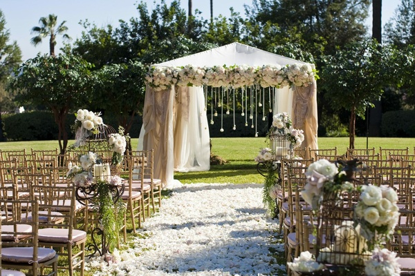 Garden Wedding in Florida