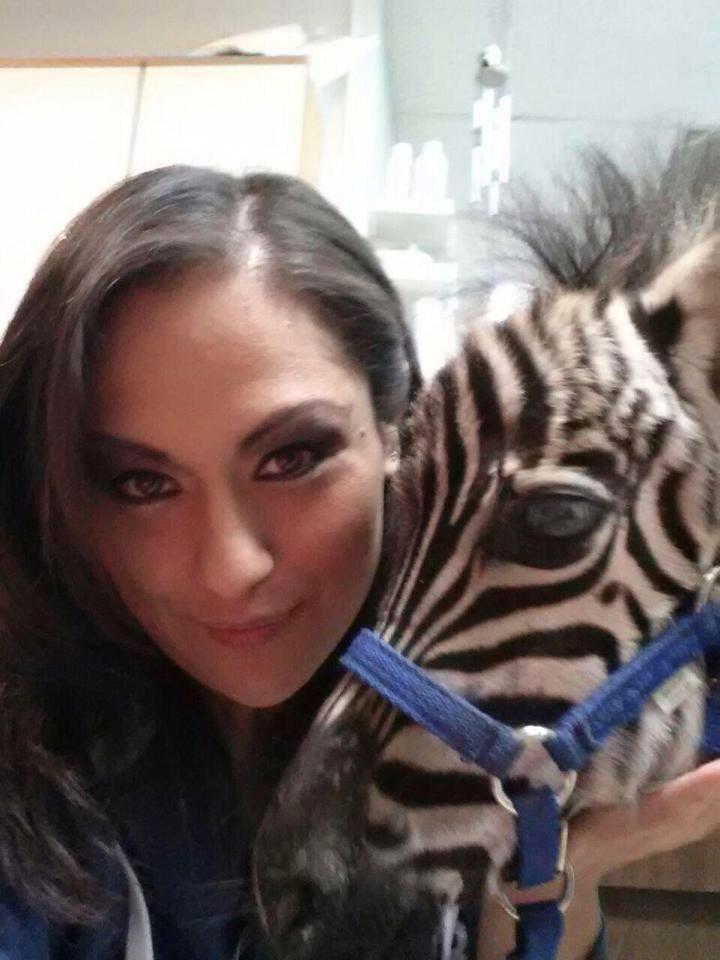 Cindy Magnolia - Director of Veterinary Services