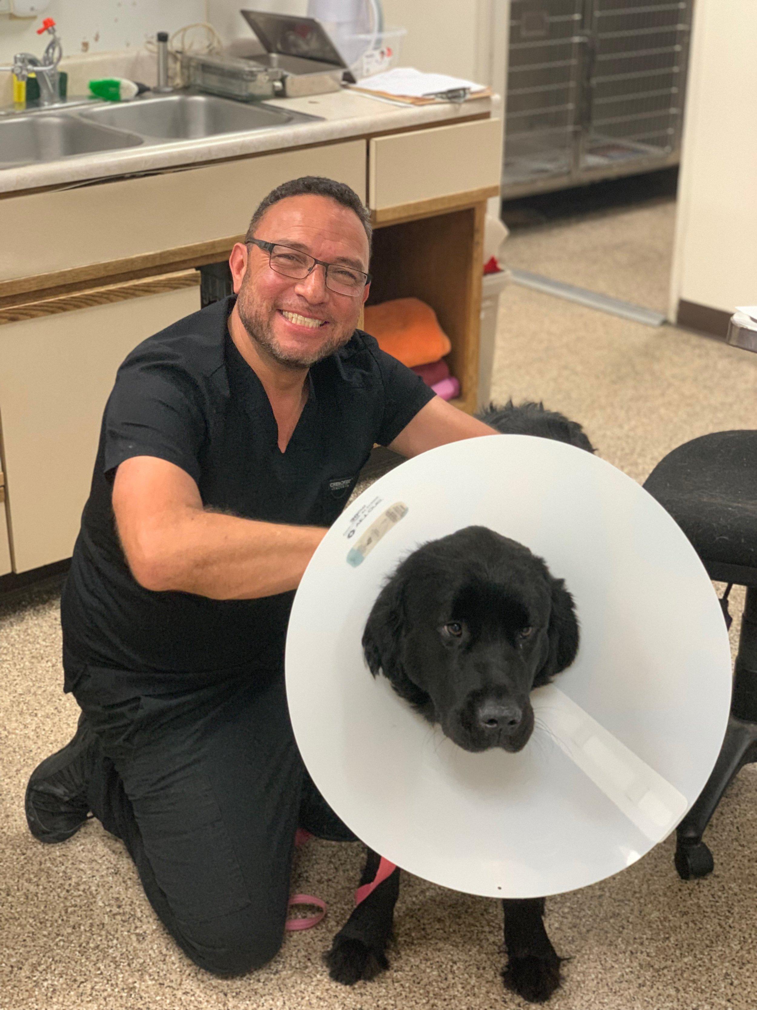 Omar Bohorquez - Senior Veterinary Technician