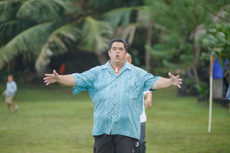 hawaiian wedding chant