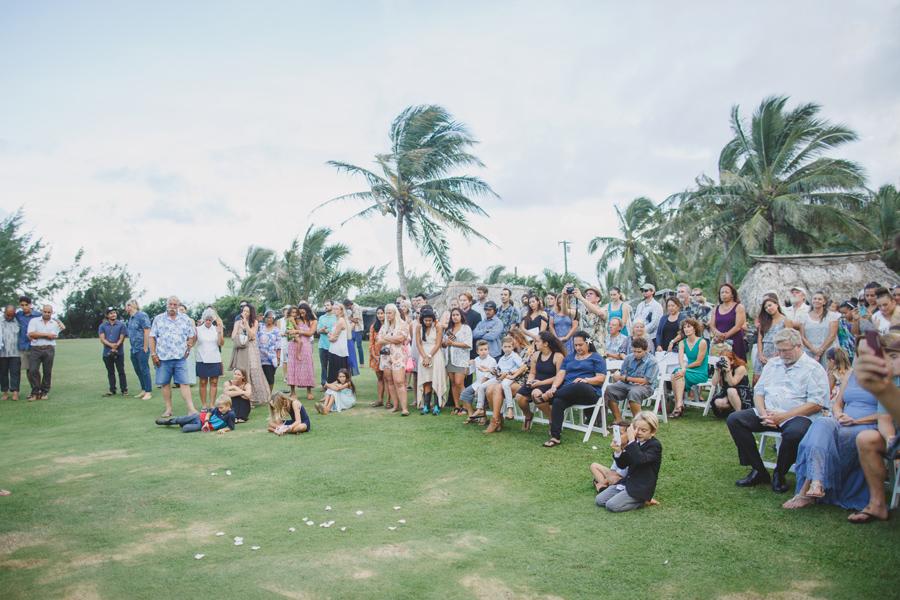 hawaii hana wedding