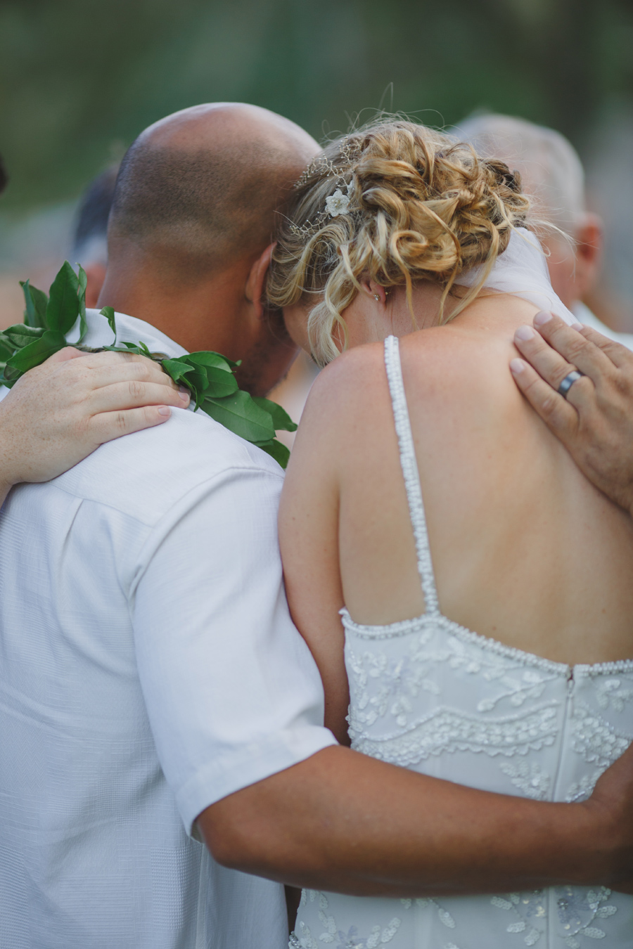 wedding prayer maui