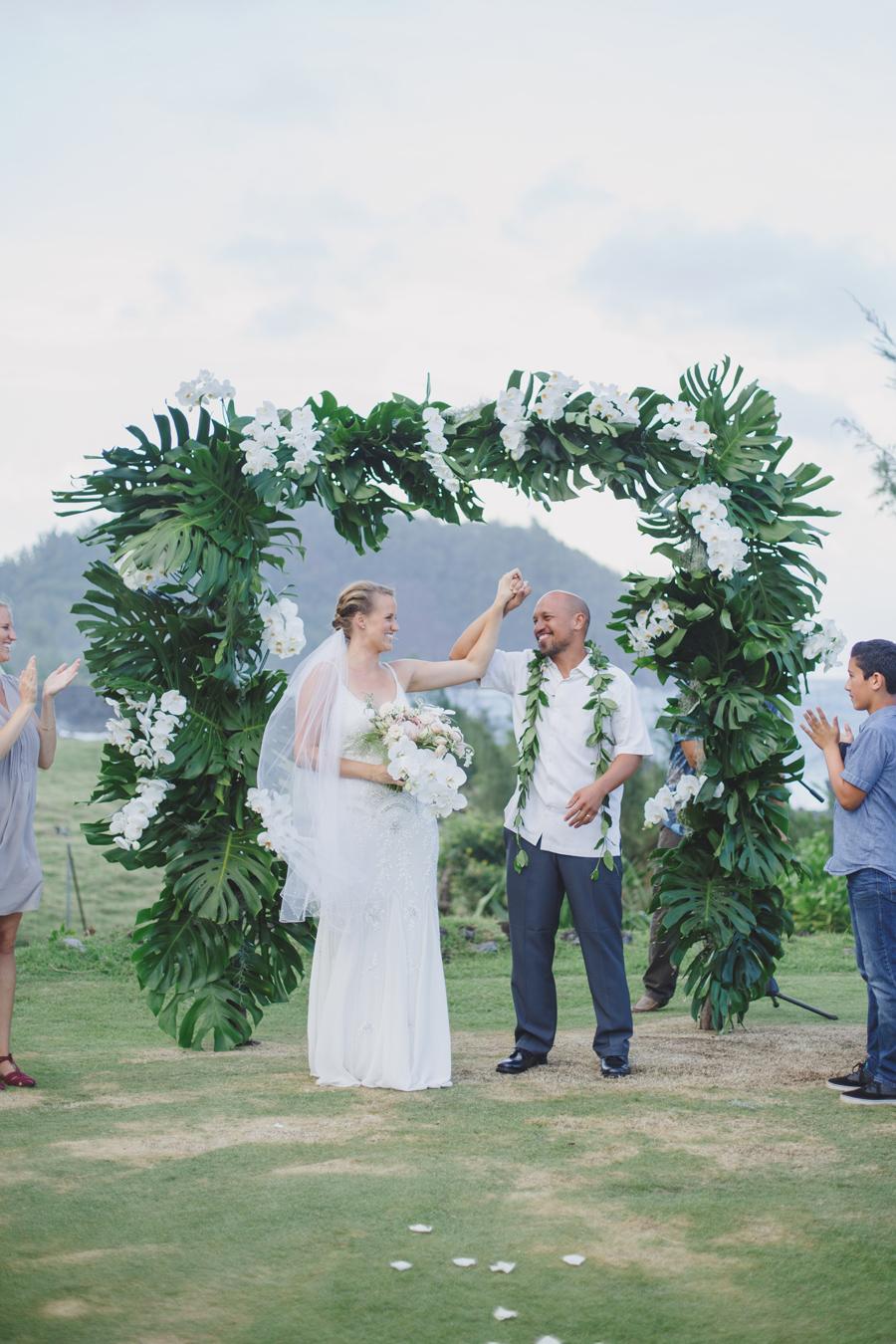mamaui wedding celebration